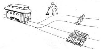 Problema tramvaiului. Perspective asupra moralitatii
