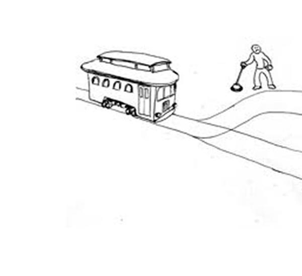 problema tramvaiului - Perspective asupra moralitatii. Filosofie