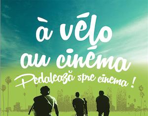 A vélo au cinéma – Pedaleaza spre cinema