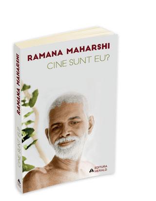 recenzie de carte - Cine sunt eu? - Ramana Maharshi