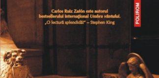 Jocul ingerului, de Carlos Ruiz Zafon - recenzie