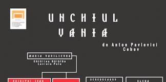 Spectacolul Unchiul Vania la UNATC