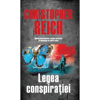 Legea conspiratiei, de Christopher Reich