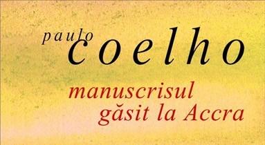 Manuscrisul gasit la Accra - Coelho - recenzie de carte