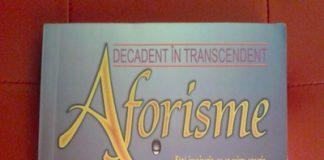 Decadent in transcendent – Aforisme, de Iosif M. Cristian