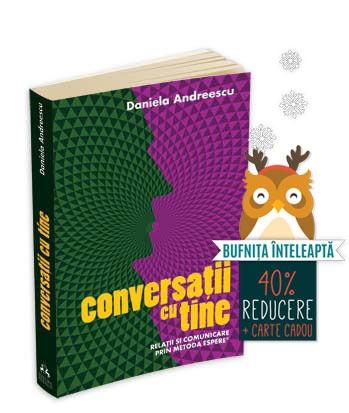 Conversatii cu tine, de Daniela Andreescu