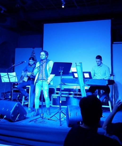 imagine din recitalul Fade Out, Brasov 2015 | sursa foto: Laura Chiriacescu