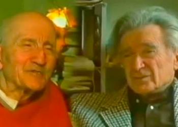 Emil Cioran si Petre Tutea în Exercitiu de admiratie