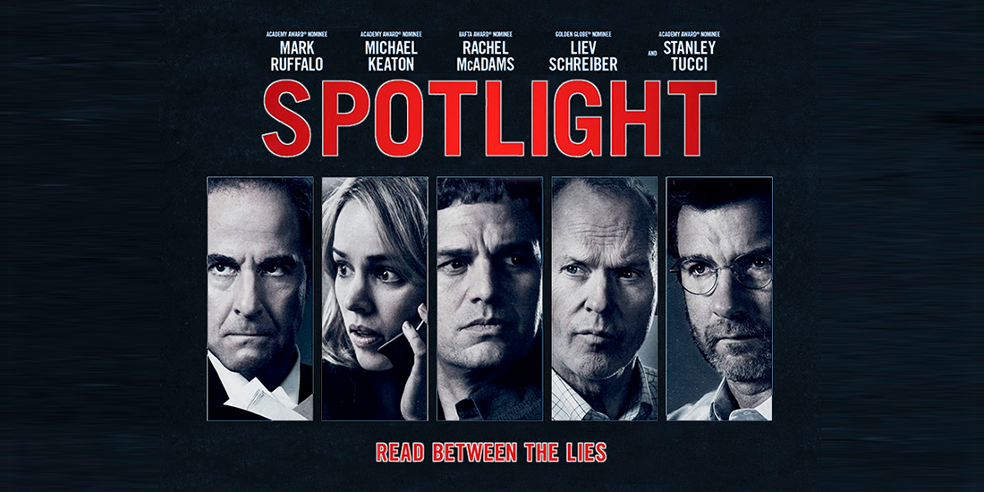 Spotlight (2015). Cronica de film