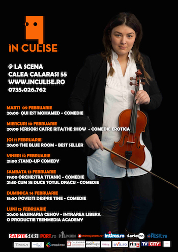 Program In Culise 09-15 februarie