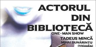 Teatrul Nostru - Actorul din biblioteca