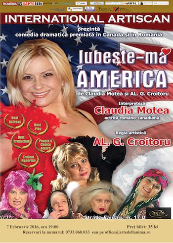 Iubeste-ma... AMERICA!
