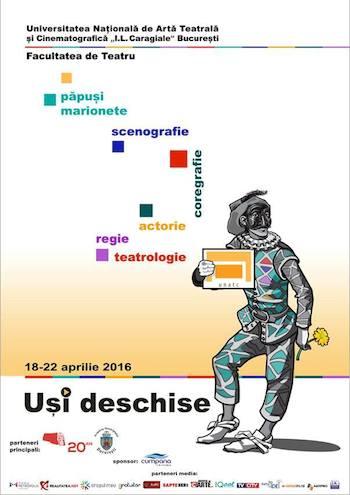 USI DESCHISE 2016 LA UNATC
