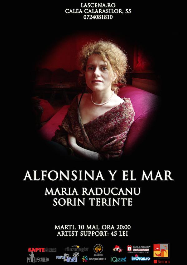 CONCERT MARIA RADUCANU – ALFONSINA Y EL MAR