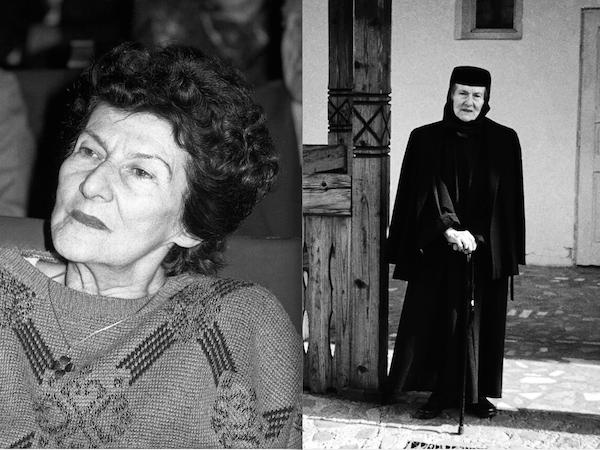 Cuvioasa Maica Benedicta de la Varatec