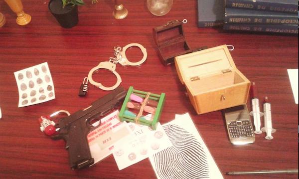 Central Park - Detectiv pentru o ora