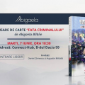 Lansare de carte Stepout Publishing House - Fata criminalului de Abigaela Bilbiie
