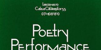 Poetry Performance by Mugur Grosu