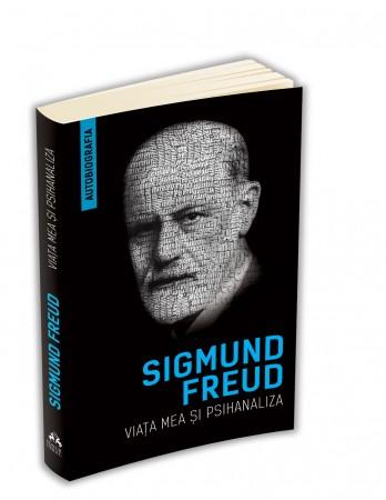 Sigmun Freud - Viata mea si psihanaliza - recenzie de carte