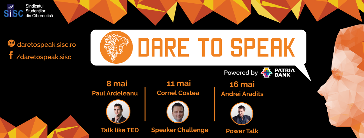 Dare to Speak SiSC