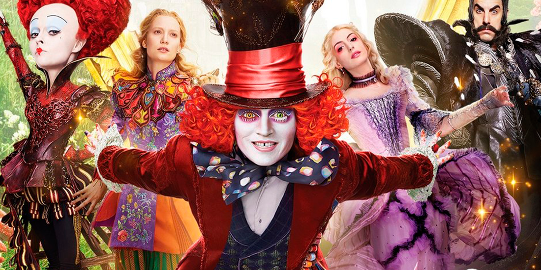 Alice Through the Looking Glass - cronica de film