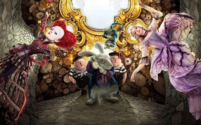 Alice in oglinda cronica de film