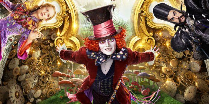 Alice in oglinda - cronica de film