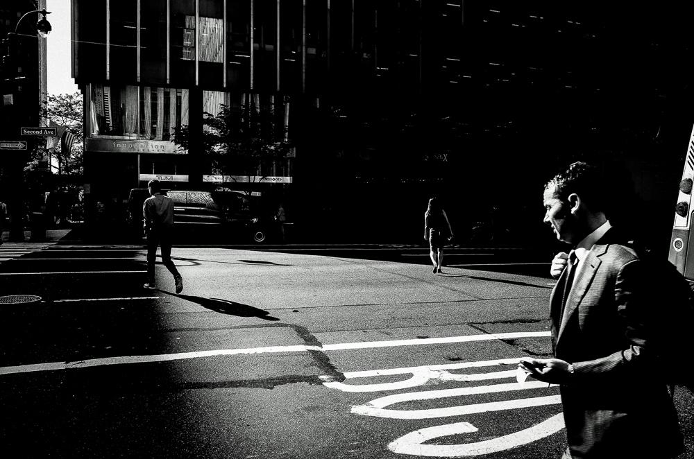 From bus to work I Dimitri Keungueu