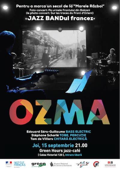 Foto-concert OZMA