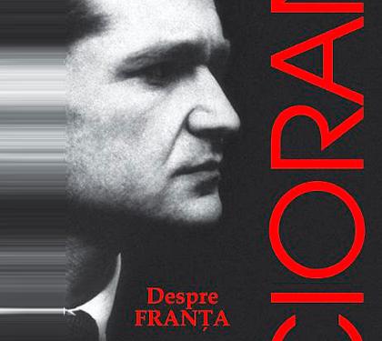Despre Franța, de Emil Cioran - recenzie de carte filozofie
