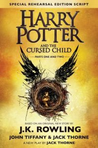 Harry Potter And The Cursed Child. Recenzie de carte