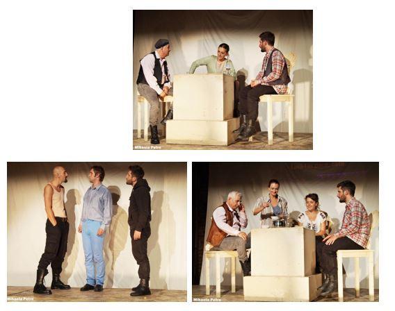 MARO - spectacol de teatru