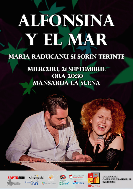 Alfonsina Y El Mar ? Concert Maria Raducanu si Sorin Terinte