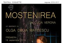Mostenirea de Lucia Verona, cu Olga Delia Mateescu - Deschidere stagiune Teatrul Coquette