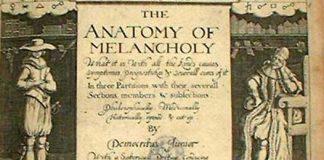 Anatomia melancoliei, de Robert Burton - recenzie de carte, cultura, literatura