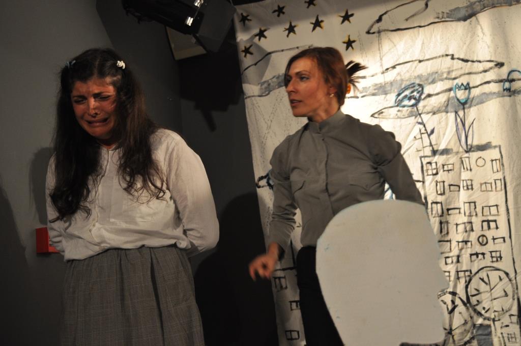 Copii rai cronica de teatru