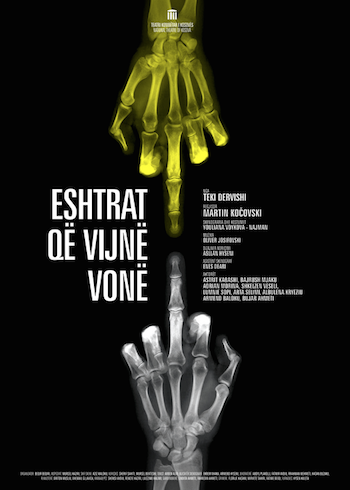The Bones That Come Late, Teki Dervishi, Fest(in) pe Bulevard, Teatru Nottara, recenzie teatru, cronica teatru, recenzie The Bones That Come Late, cronica The Bones That Come Late