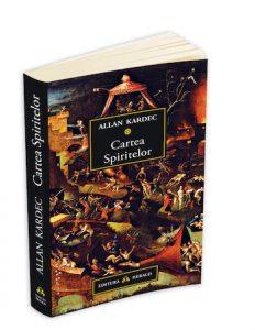 Cartea spiritelor, de Allan Kardec. Recenzie de carte