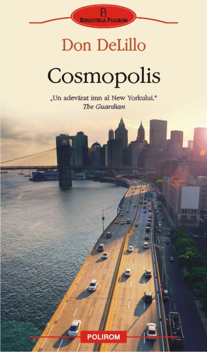 Cosmopolis Don Delillo