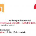 Auditia Nationala 2016 UNATC - ARCUB