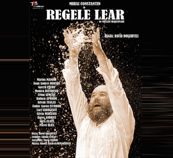 Cronica Regele Lear - Teatrul National Bucuresti