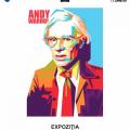 Expozitie Andy Warhol la Teatrul National Bucuresti