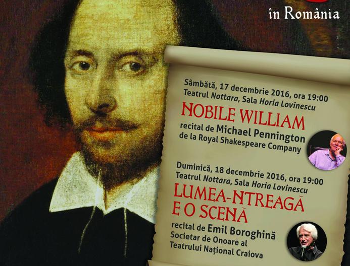 """""""Shakespeare – 400"""""""