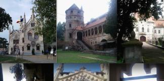 Hai intr-o excursie cu povesti despre castele