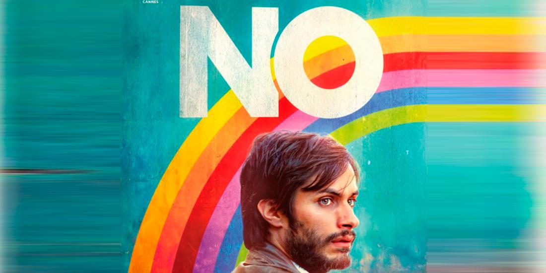 Cronica film, No (2012), regie Pablo Larraín