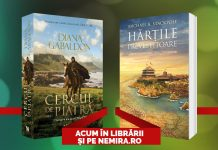Outlander si Marile descoperiri acum in librarii!
