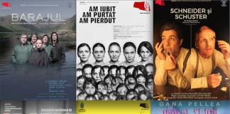 Spectacole de teatru la ARCUB in ianuarie