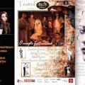 Program spectacole Arte dell'Anima 3-15 februarie