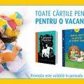 50% reducere la toate cartile pentru copii pe www.all.ro