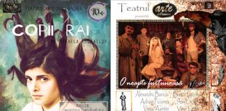 Spectacole Arte dell'Anima 22 - 25 februarie